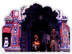 Inside View, Sri Badrinathji